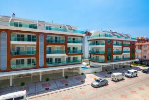 Квартиры в Жилом Комплексе - центр Алании