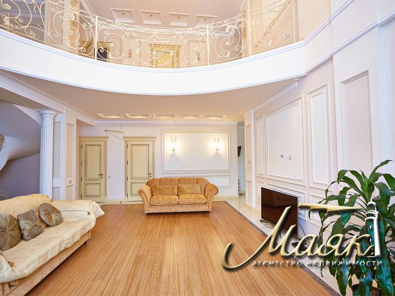 Предлагается к продаже шикарный дом с видом на Днепр. 4