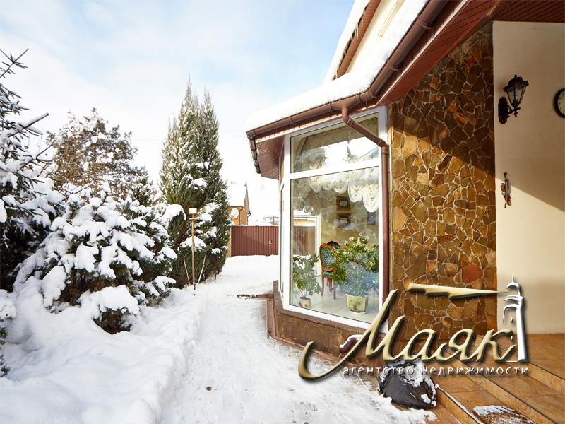 Предлагается к продаже невероятной красоты дом в центре Бородинского р
