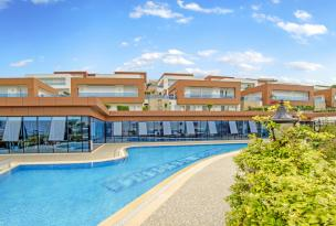 Квартиры  с видом на Средиземное море.