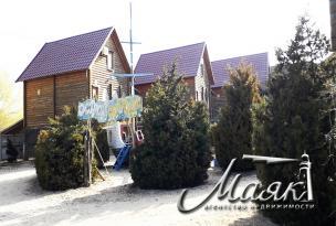 База отдыха в Кирилловке.