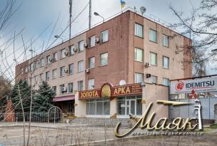 Гостинично-ресторанный комплекс.