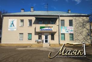 Здание в Шевченковском районе.