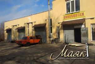 Отдельно стоящее здание по улице Авраменко.