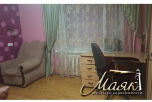 Трехкомнатная квартира по улице Патриотической.