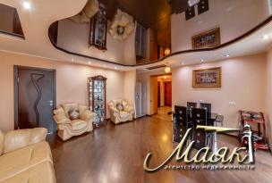 Предлагается к продаже трехкомнатная квартира в новострое.