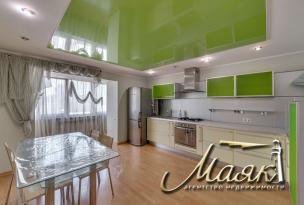 Предлагается к продаже шикарная двухуровневая квартира в элитном доме.