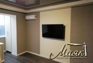 3-х комнатная квартира в экологически чистом районе.