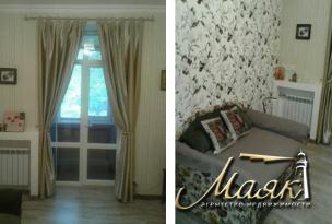 Двухкомнатная квартира с ремонтом по бул.Гвардейскому.