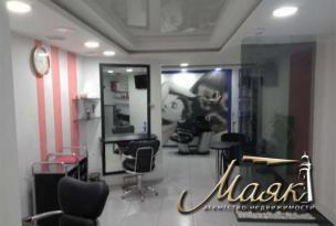 Продам салон красоты по улице Сталеваров.