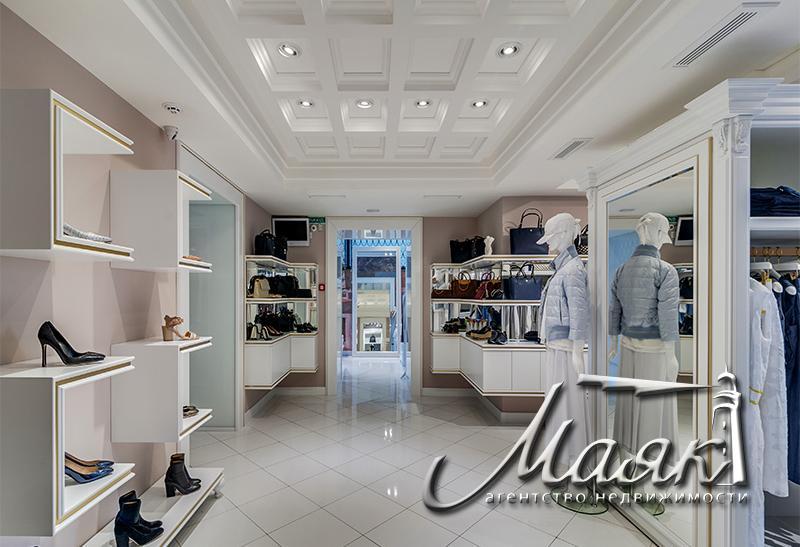 Магазин VIP класса по ул. Панфиловцев.
