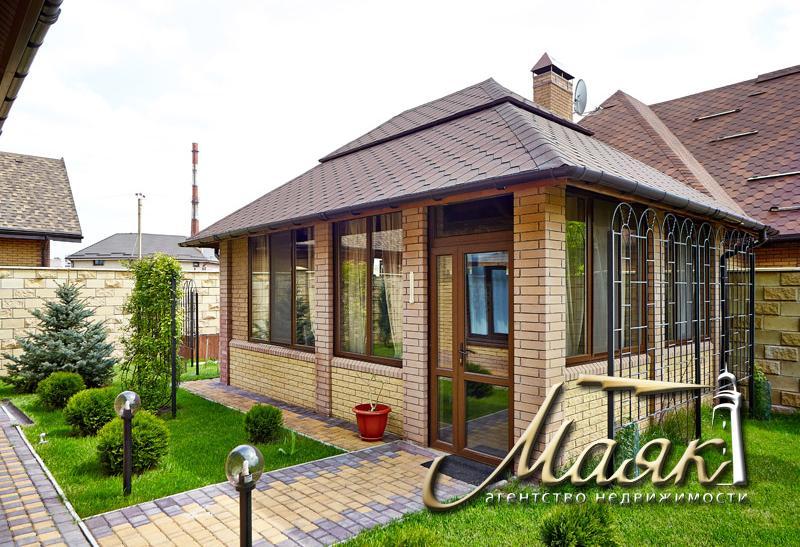 Уникальный дом  в Бородинском мкр-не на закрытой охраняемой территории.