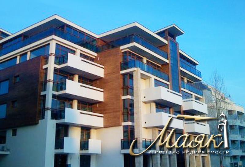Предлагаем Вашему вниманию апартамент в современном комплексе на известном курорте Солнечный берег