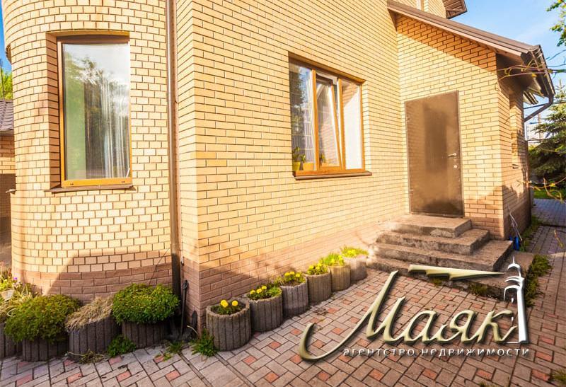 Дом в районе бул. Шевченко.