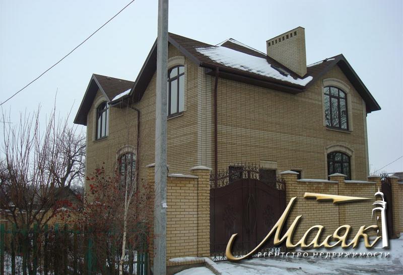 Дом в Днепровском районе.