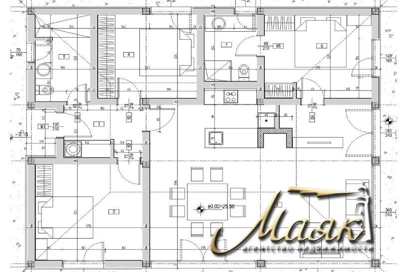 """Предлагаем Вашему вниманию комплекс, расположенный в Лозенец, в непосредственной близости от популярного бутикового отеля """"VILARTE"""" и комплекса """"OasisResort & Spa"""""""