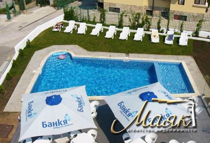 Предлагаем Вашему вниманию готовый работающий отель с панорамным видом на море