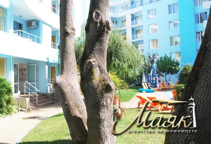 Продается просторный апартамент с одной спальней, площадью 73 кв