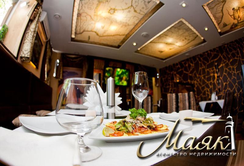 Предлагается к продаже кафе «Африкана», расположенное всего в 150 метрах от проспекта Ленина