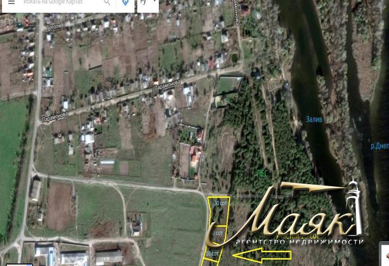 Предлагается к продаже земельный участок площадью 10 соток расположенный в лесу в с. Разумовка