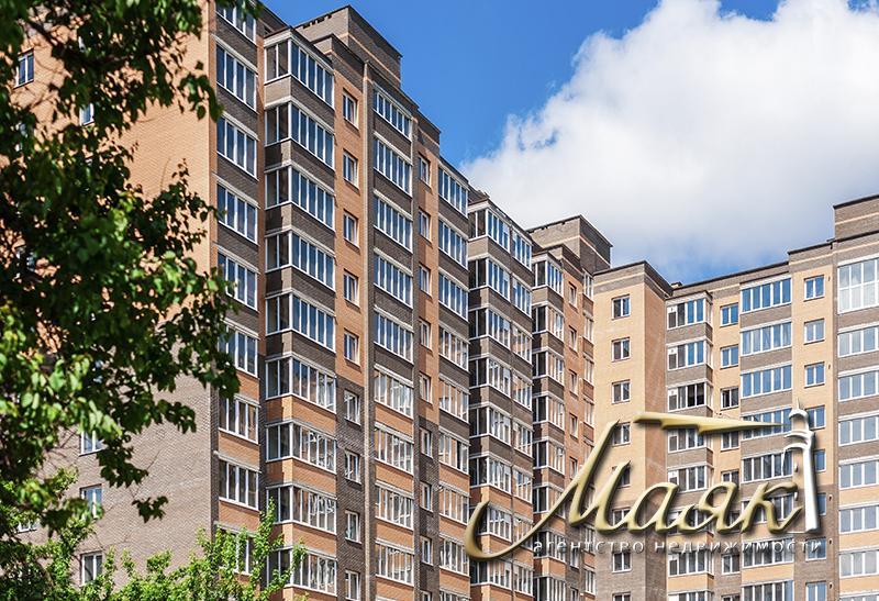 Квартира в Набережном квартале.