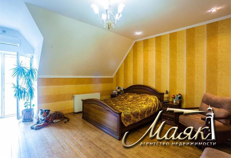 Небольшой уютный дом в центре Бородинского.