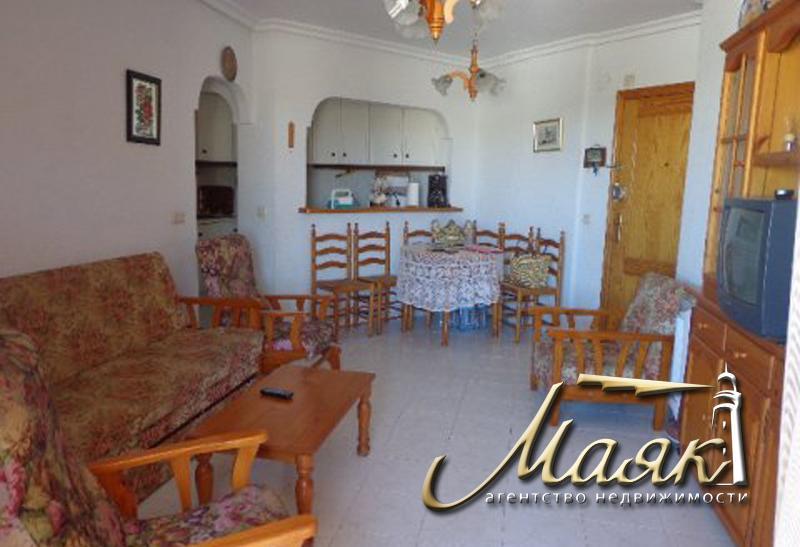 Уютные апартаменты с видами на лагуну в Ла Мата (Приморский район Торревьеха — побережье Коста-Бланка)