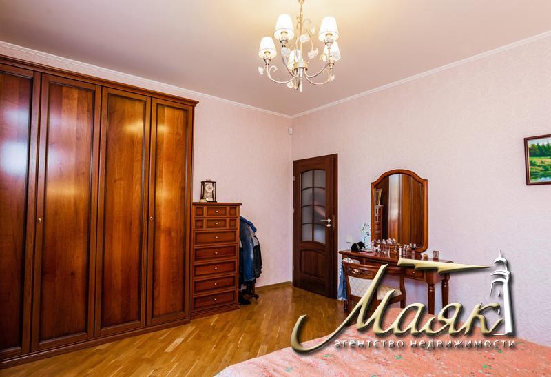 Дом в Бородинском микрорайоне.