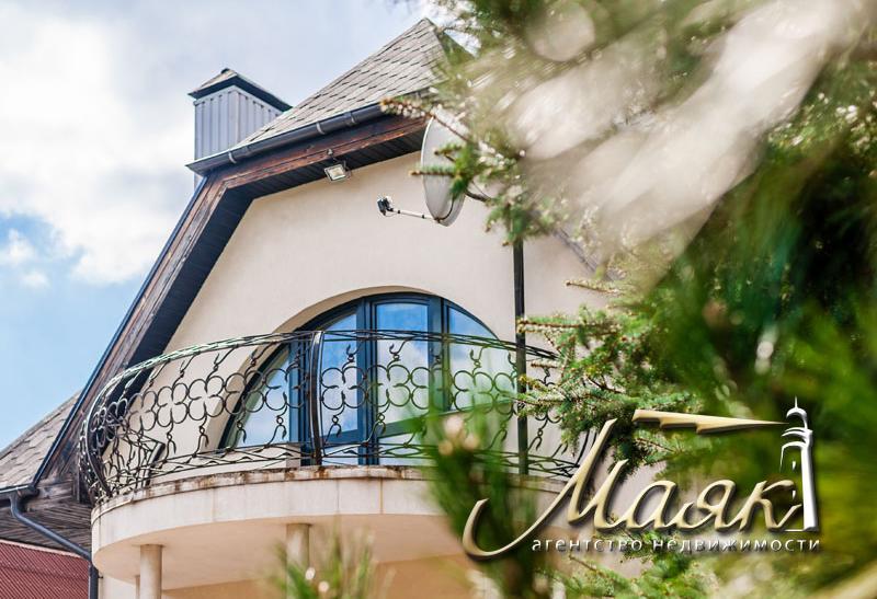 Сказочный дом в центре Правого берега.